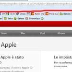 Un tentativo (ben riuscito) di phishing ai danni del nostro account Apple - Itunes